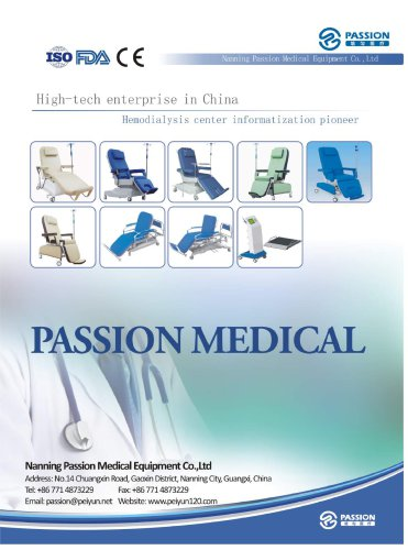 Passion Medical Catalogue