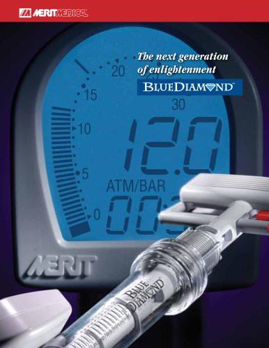 Blue Diamond Inflation Device Brochure