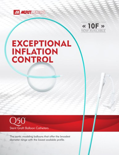 EXCEPTIONAL INFLATION CONTROL Q50