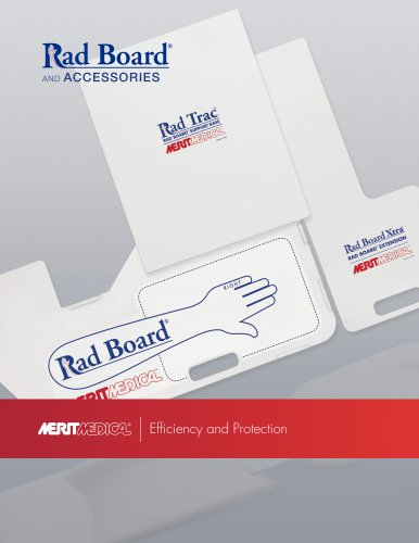 Rad Board® and Accessory Products