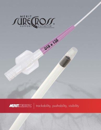 SureCross Support Catheter