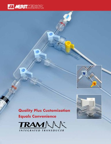 TRAM® Transducer and Manifold