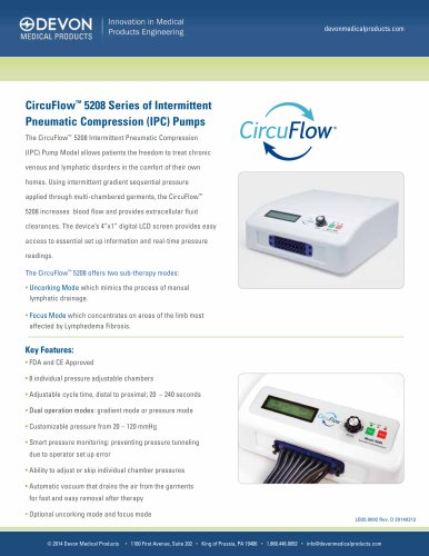 CircuFlow™ 5208 Series of Intermittent