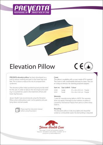Preventa Elevation Pillow