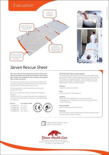 Rescue Sheet