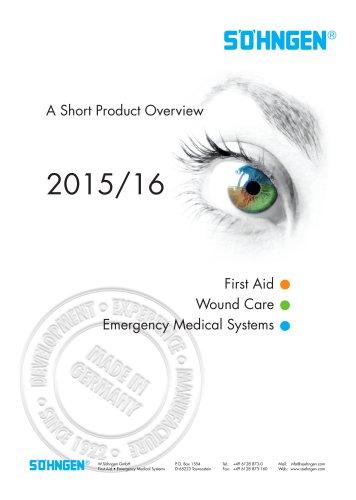 International Catalogue 2015/2016