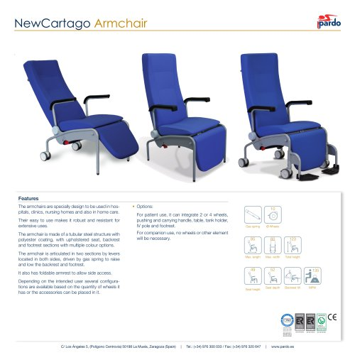 NewCartago Armchair