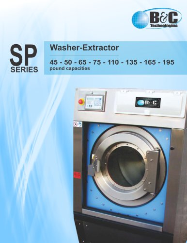 SP Series Commercial Washer